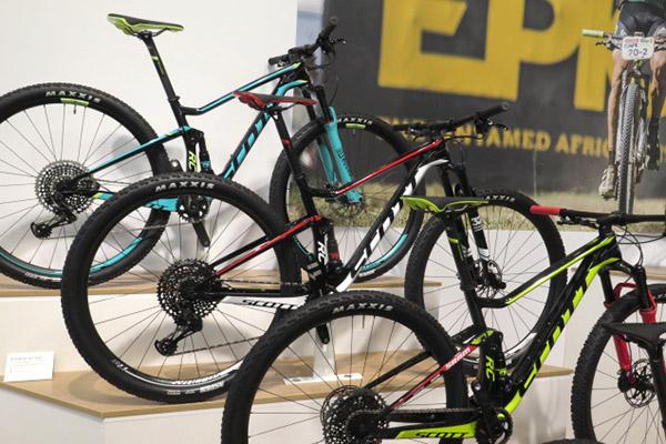Eurobike: Scott verlicht zijn Spark - Mountainbike.be