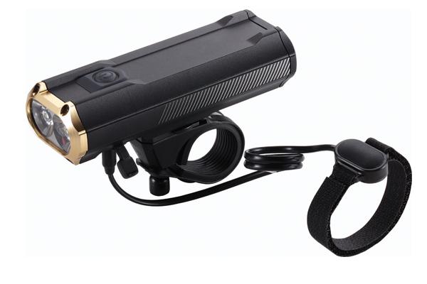 Getest: BBB Sniper stuurlamp - Mountainbike.be