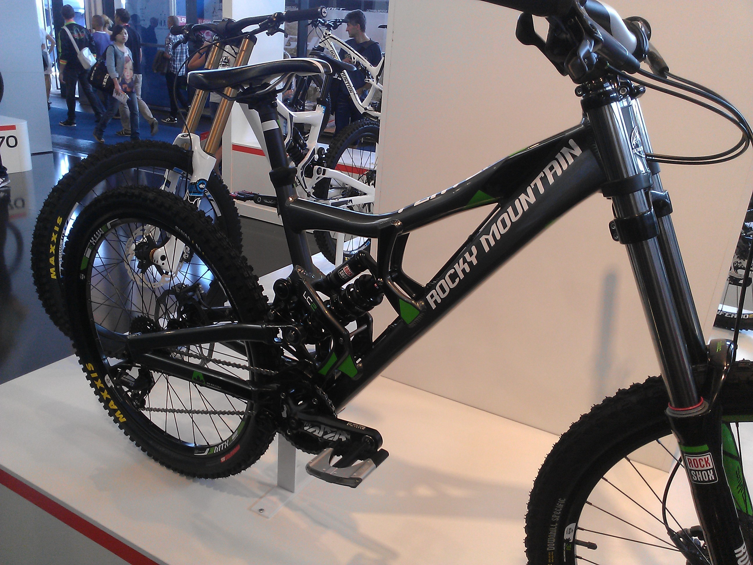 Eurobike 2012 Deel 2